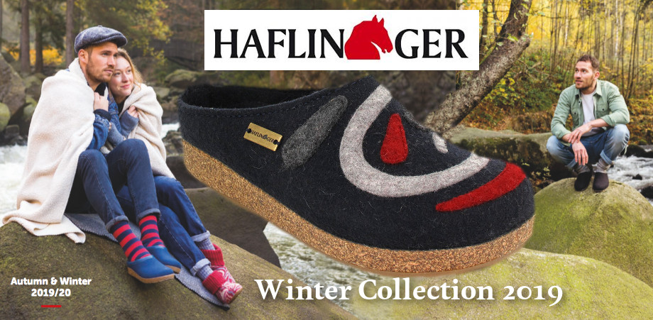 Comfoot Footwear Haflinger Slipper promotional image 2019