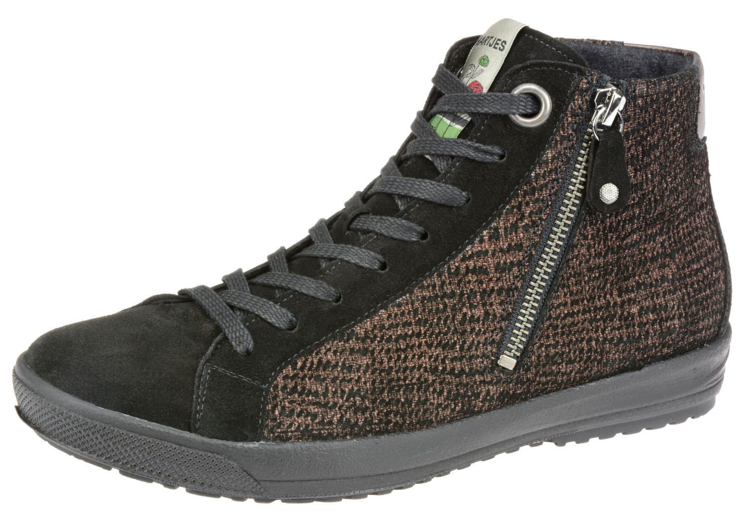 Hartjes 48072 Cup Boot in Black